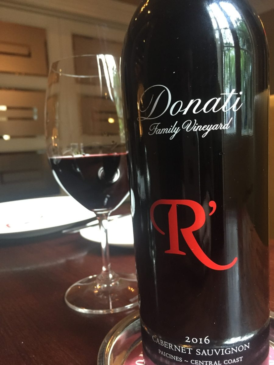 Restaurant R'evolution Unveils new Exclusive Cabernet Sauvignon